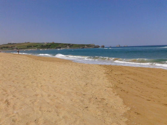 Playa de Liencres 1
