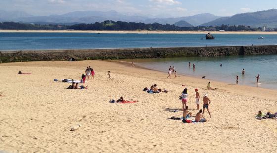playa de los bikinis