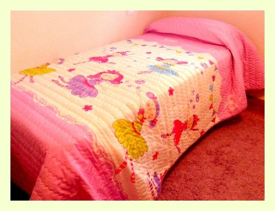 cama hecha